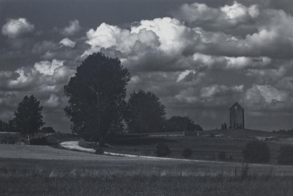 Odbitka pigmentowa A2. fot. Radosław Brzozowski
